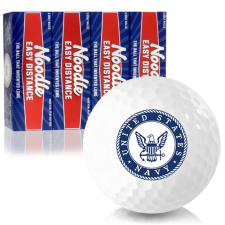 Taylor Made Noodle Easy Distance US Navy Golf Balls