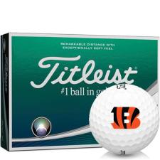 Titleist Prior Generation AVX Cincinnati Bengals Golf Balls