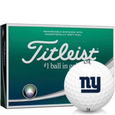 Titleist Prior Generation AVX New York Giants Golf Balls