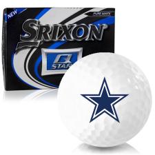 Srixon Q-Star Dallas Cowboys Golf Balls
