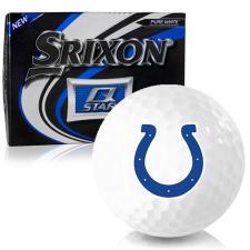 Srixon Q-Star Indianapolis Colts Golf Balls