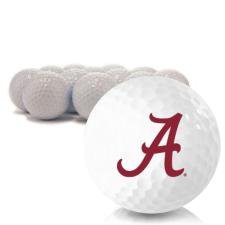 Blank Alabama Crimson Tide Golf Balls