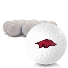 Blank Arkansas Razorbacks Golf Balls