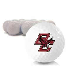 Blank Boston College Eagles Golf Balls