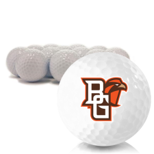 Blank Bowling Green Falcons Golf Balls
