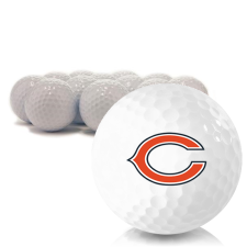 Blank Chicago Bears Golf Balls