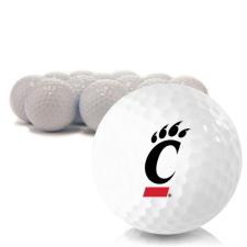 Blank Cincinnati Bearcats Golf Balls