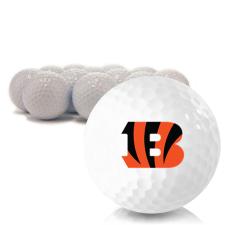 Blank Cincinnati Bengals Golf Balls