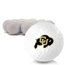 Blank Colorado Buffaloes Golf Balls