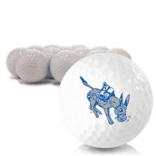 Blank Colorado School of Mines Orediggers Golf Balls
