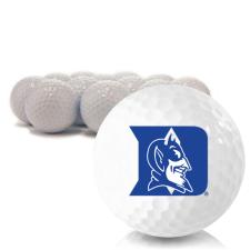 Blank Duke Blue Devils Golf Balls