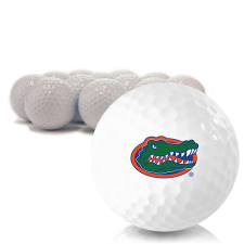 Blank Florida Gators Golf Balls