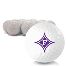 Blank Furman Paladins Golf Balls