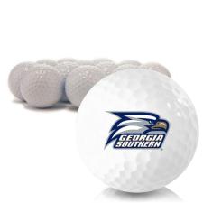 Blank Georgia Southern Eagles Golf Balls