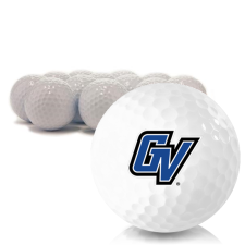 Blank Grand Valley State Lakers Golf Balls