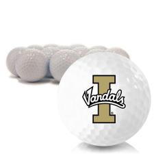 Blank Idaho Vandals Golf Balls