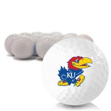 Blank Kansas Jayhawks Golf Balls