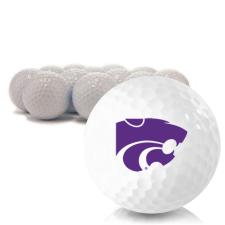Blank Kansas State Wildcats Golf Balls