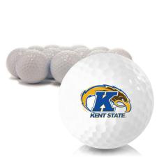 Blank Kent State Golden Flashes Golf Balls