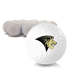 Blank Lindenwood Lions Golf Balls