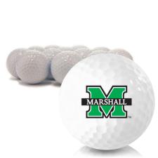 Blank Marshall Thundering Herd Golf Balls