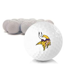Blank Minnesota Vikings Golf Balls