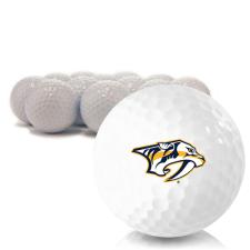 Blank Nashville Predators Golf Balls