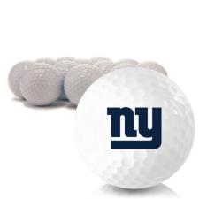 Blank New York Giants Golf Balls
