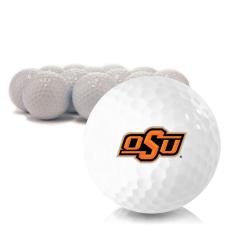 Blank Oklahoma State Cowboys Golf Balls