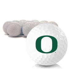 Blank Oregon Ducks Golf Balls