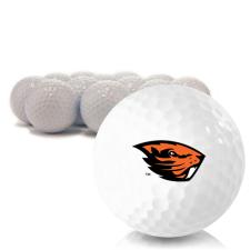 Blank Oregon State Beavers Golf Balls