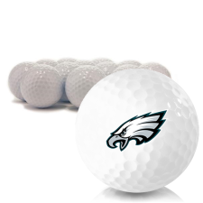 Blank Philadelphia Eagles Golf Balls