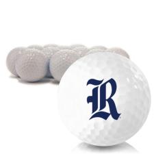Blank Rice Owls Golf Balls