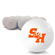 Blank Sam Houston State Bearkats Golf Balls