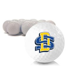 Blank South Dakota State Golf Balls