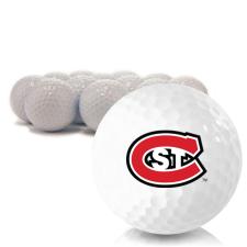 Blank St. Cloud State Huskies Golf Balls