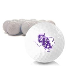 Blank Stephen F. Austin Lumberjacks Golf Balls