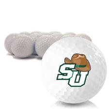Blank Stetson Hatters Golf Balls