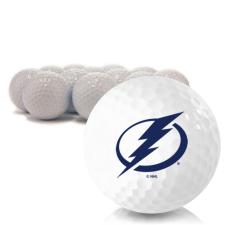 Blank Tampa Bay Lightning Golf Balls