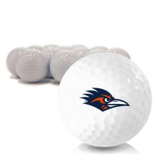 Blank UTSA Roadrunners Golf Balls
