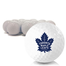 Blank Toronto Maple Leafs Golf Balls