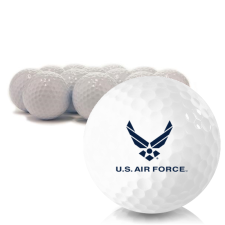 Blank US Air Force Golf Balls