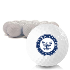 Blank US Navy Golf Balls