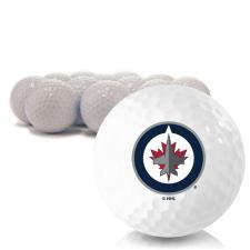 Blank Winnipeg Jets Golf Balls