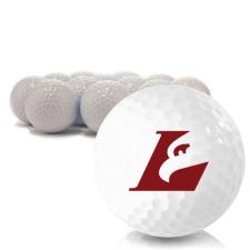 Blank Wisconsin La Crosse Eagles Golf Balls