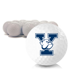 Blank Yale Bulldogs Golf Balls
