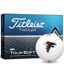 Titleist Tour Soft Atlanta Falcons Golf Balls