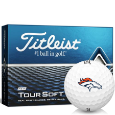 Titleist Tour Soft Denver Broncos Golf Balls