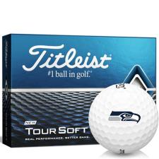 Titleist Tour Soft Seattle Seahawks Golf Balls