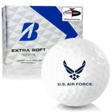 Bridgestone Extra Soft US Air Force Golf Balls